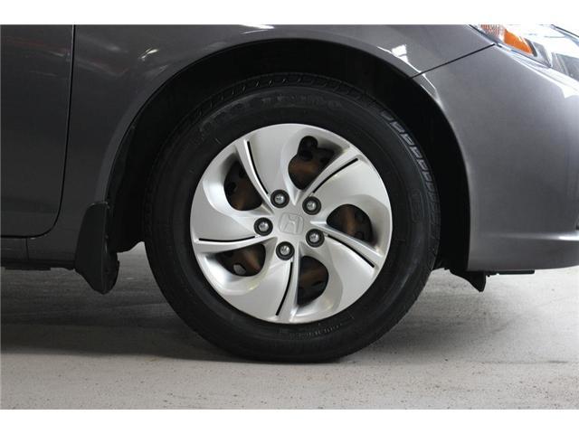 2015 Honda Civic LX (Stk: 014074) in Vaughan - Image 2 of 26