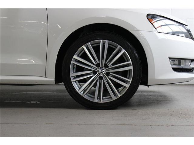 2015 Volkswagen Passat 1.8 TSI Comfortline (Stk: 060888) in Vaughan - Image 2 of 30
