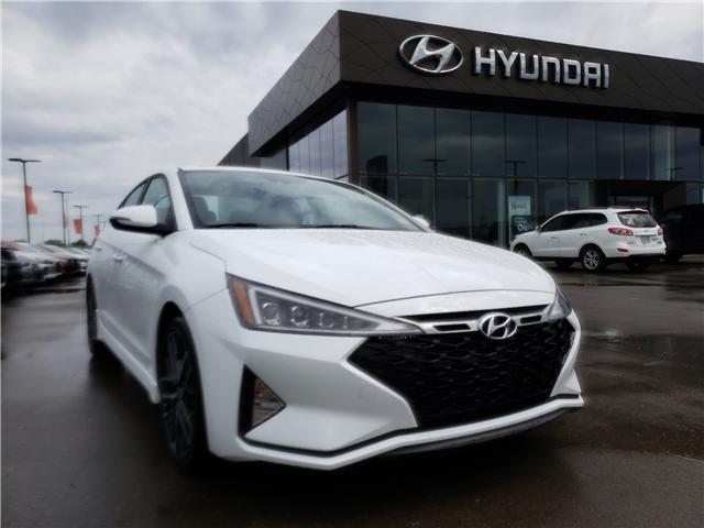 2019 Hyundai Elantra Sport (Stk: 29207) in Saskatoon - Image 1 of 19