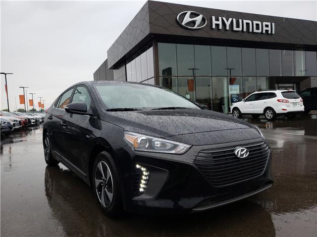 2019 Hyundai Ioniq Hybrid Preferred (Stk: 29194) in Saskatoon - Image 1 of 19