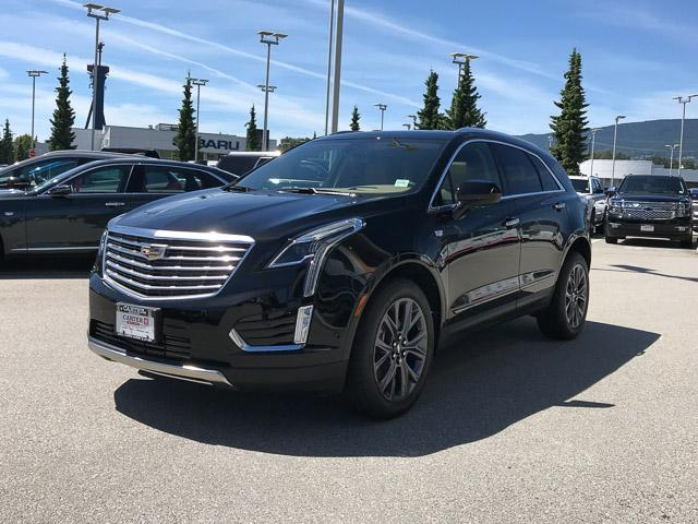 2019 Cadillac XT5 Platinum (Stk: 9D98710) in North Vancouver - Image 8 of 24