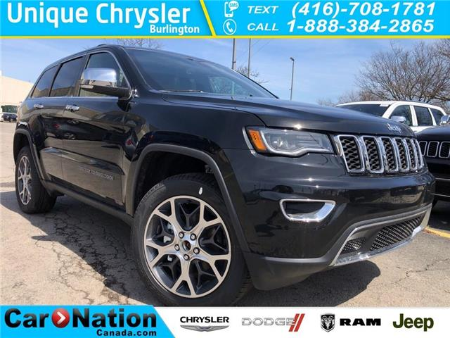 2019 Jeep Grand Cherokee Limited (Stk: K499) in Burlington - Image 1 of 16