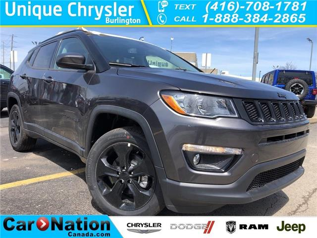 2019 Jeep Compass Altitude (Stk: K652) in Burlington - Image 1 of 14