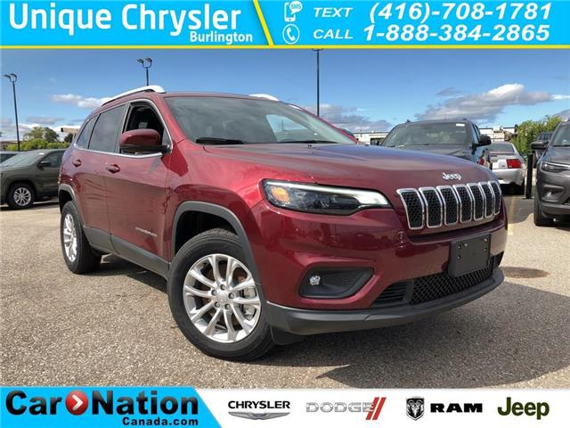 2019 Jeep Cherokee North (Stk: K078) in Burlington - Image 1 of 16