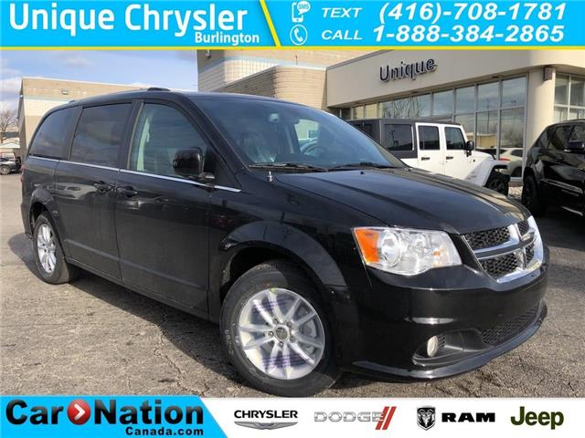 2019 Dodge Grand Caravan SXT Premium Plus (Stk: K301) in Burlington - Image 1 of 16