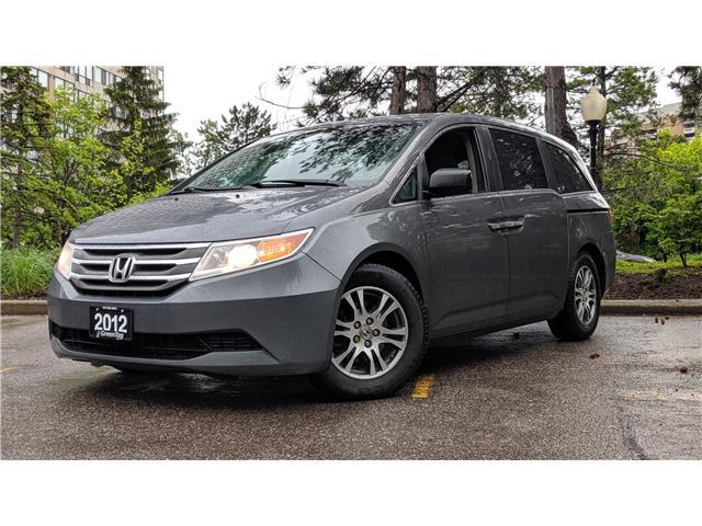 2012 Honda Odyssey EX (Stk: ) in Mississauga - Image 1 of 30