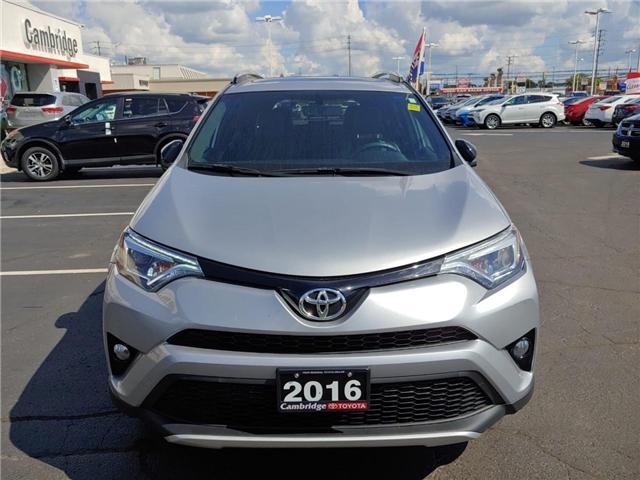 2016 Toyota RAV4  (Stk: 1810541) in Cambridge - Image 2 of 10
