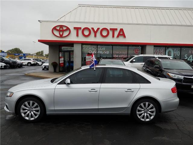 2012 Audi A4  (Stk: 1804652) in Cambridge - Image 1 of 13