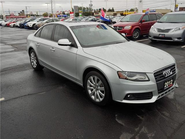 2012 Audi A4  (Stk: 1804652) in Cambridge - Image 4 of 13