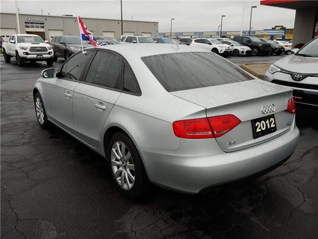 2012 Audi A4  (Stk: 1804652) in Cambridge - Image 8 of 13