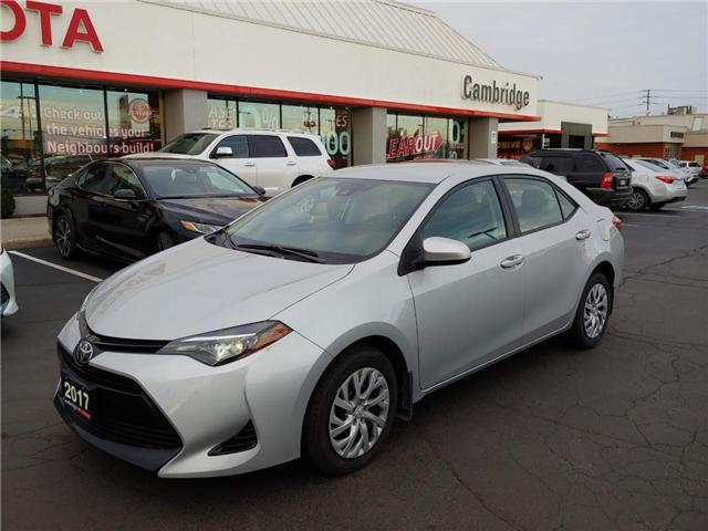 2017 Toyota Corolla  (Stk: P0054120) in Cambridge - Image 2 of 13