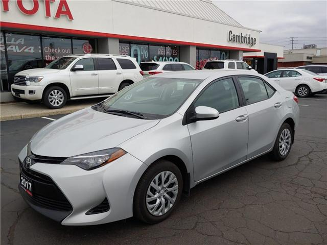 2017 Toyota Corolla  (Stk: P0054190) in Cambridge - Image 2 of 14