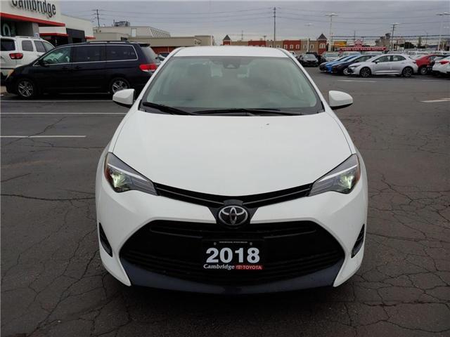 2018 Toyota Corolla  (Stk: P0054180) in Cambridge - Image 3 of 14
