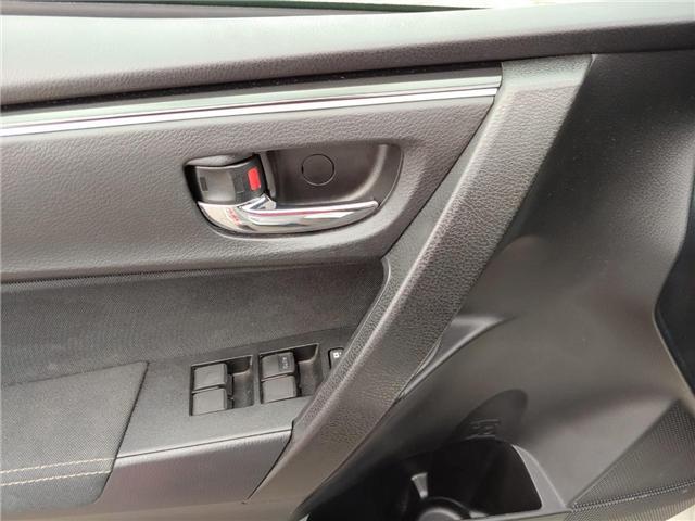 2018 Toyota Corolla  (Stk: P0054180) in Cambridge - Image 11 of 14