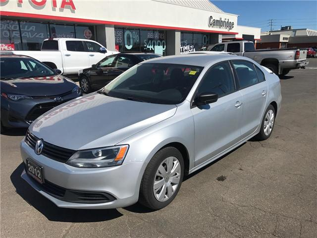2012 Volkswagen Jetta  (Stk: 1902501) in Cambridge - Image 2 of 12