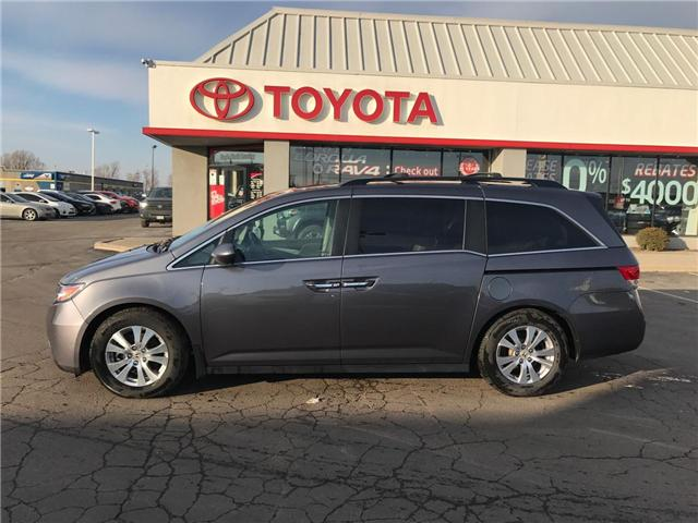 2015 Honda Odyssey EX-L (Stk: 1806691) in Cambridge - Image 1 of 14