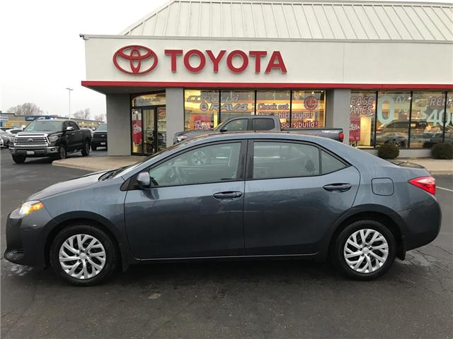 2017 Toyota Corolla  (Stk: P0054460) in Cambridge - Image 1 of 13