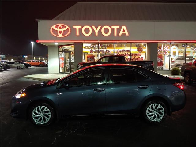 2017 Toyota Corolla  (Stk: P0054480) in Cambridge - Image 1 of 14