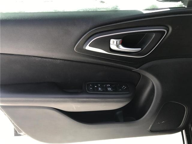 2015 Chrysler 200 Limited (Stk: 1809731) in Cambridge - Image 10 of 13