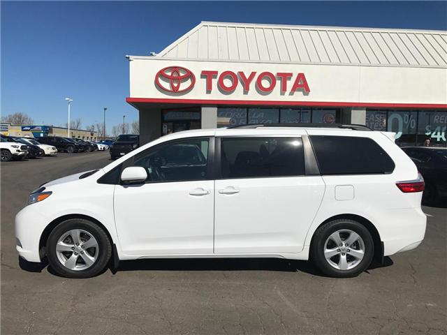 2015 Toyota Sienna  (Stk: 19030214) in Cambridge - Image 1 of 12