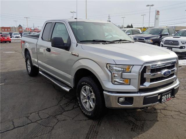 2016 Ford F-150  (Stk: 1904621) in Cambridge - Image 4 of 13