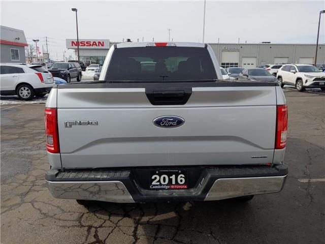 2016 Ford F-150  (Stk: 1904621) in Cambridge - Image 7 of 13