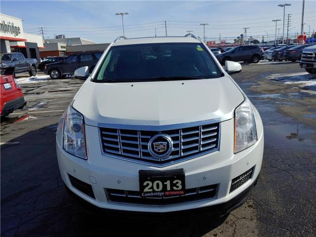 2013 Cadillac SRX Luxury Collection (Stk: 1904541) in Cambridge - Image 3 of 14