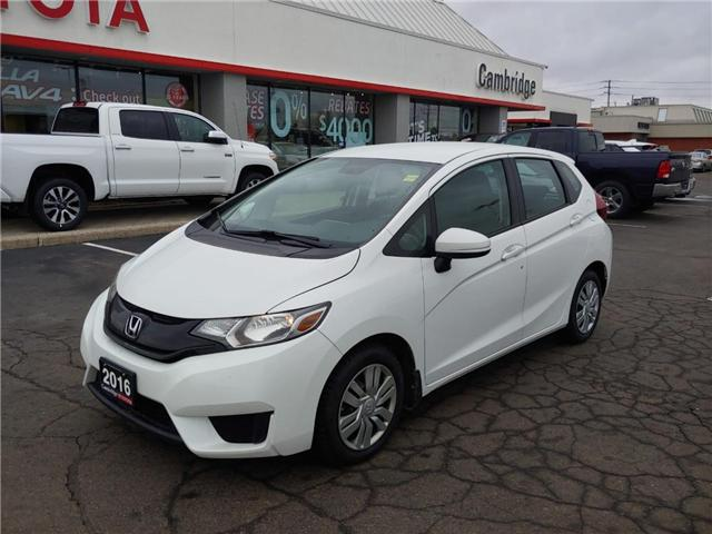 2016 Honda Fit LX (Stk: 1901441) in Cambridge - Image 2 of 14