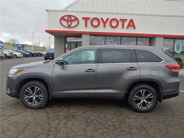 2018 Toyota Highlander LE (Stk: P0054830) in Cambridge - Image 1 of 14