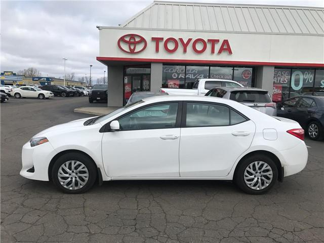 2018 Toyota Corolla  (Stk: P0054870) in Cambridge - Image 1 of 14