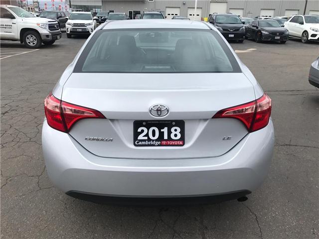 2018 Toyota Corolla  (Stk: P0054810) in Cambridge - Image 7 of 14