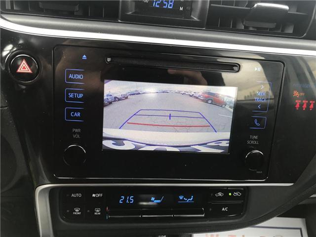 2018 Toyota Corolla  (Stk: P0054810) in Cambridge - Image 13 of 14