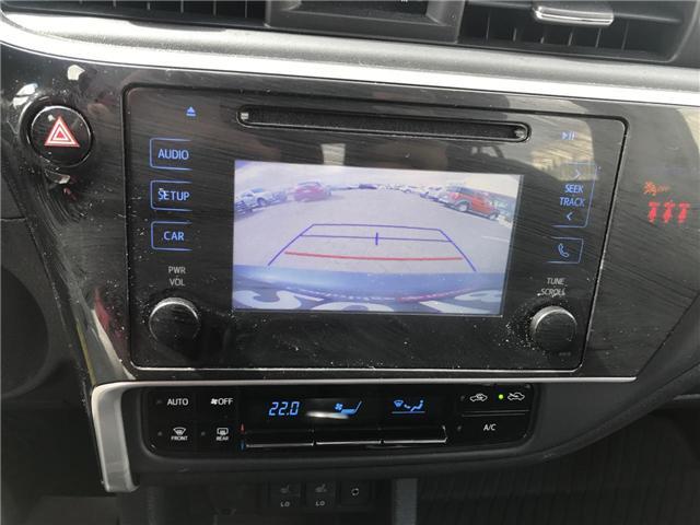 2018 Toyota Corolla  (Stk: P0054600) in Cambridge - Image 13 of 14