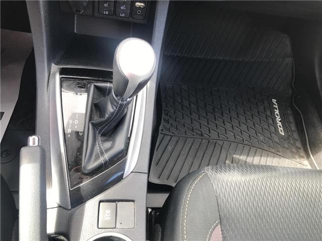 2018 Toyota Corolla  (Stk: P0054600) in Cambridge - Image 14 of 14