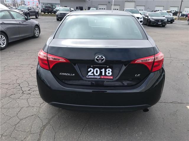2018 Toyota Corolla  (Stk: P0054770) in Cambridge - Image 7 of 14