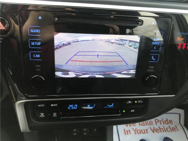 2018 Toyota Corolla  (Stk: P0054770) in Cambridge - Image 13 of 14