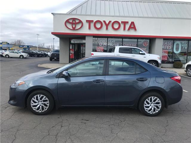 2018 Toyota Corolla  (Stk: P0054840) in Cambridge - Image 1 of 14