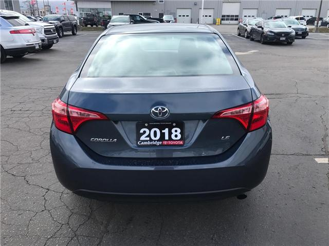 2018 Toyota Corolla  (Stk: P0054840) in Cambridge - Image 7 of 14