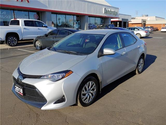 2018 Toyota Corolla  (Stk: P0054950) in Cambridge - Image 2 of 14