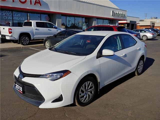 2018 Toyota Corolla  (Stk: P0054940) in Cambridge - Image 2 of 14