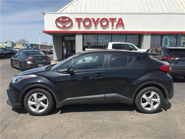 2018 Toyota C-HR XLE (Stk: P0054730) in Cambridge - Image 1 of 13