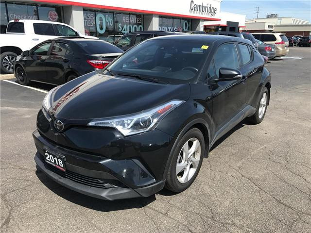 2018 Toyota C-HR XLE (Stk: P0054730) in Cambridge - Image 2 of 13