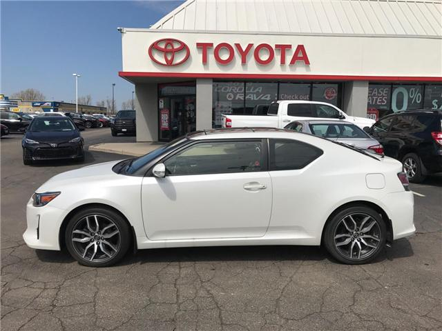 2016 Scion tC Base (Stk: 1905701) in Cambridge - Image 1 of 14