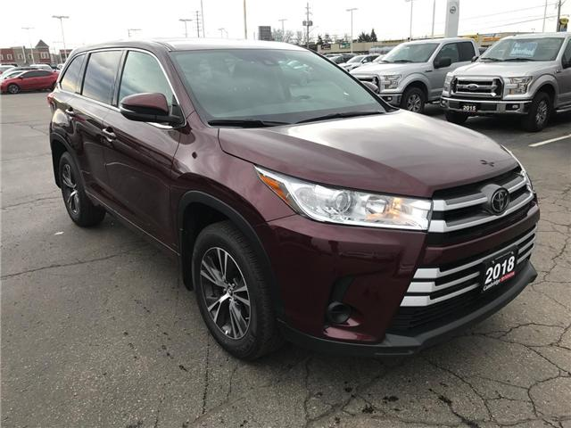 2018 Toyota Highlander LE (Stk: P0055030) in Cambridge - Image 4 of 14