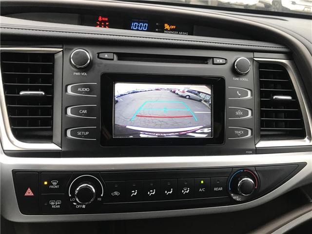 2018 Toyota Highlander LE (Stk: P0055030) in Cambridge - Image 13 of 14