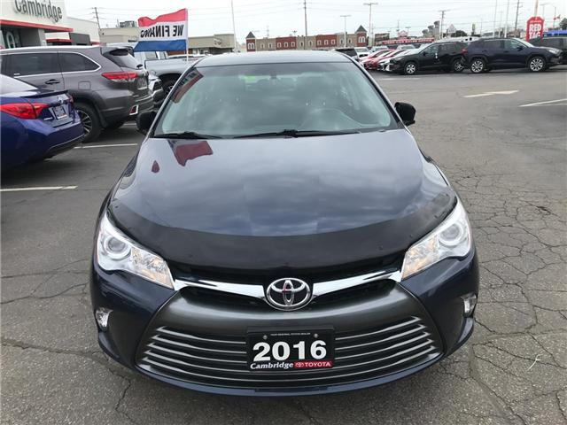 2016 Toyota Camry  (Stk: 1906901) in Cambridge - Image 3 of 13