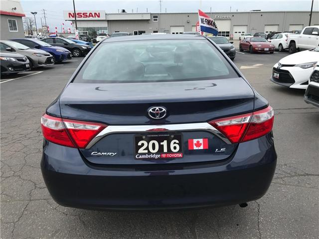 2016 Toyota Camry  (Stk: 1906901) in Cambridge - Image 6 of 13