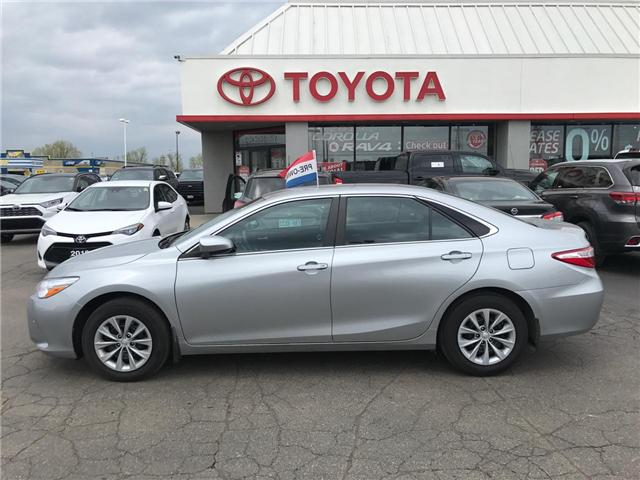 2016 Toyota Camry  (Stk: 1906651) in Cambridge - Image 1 of 13