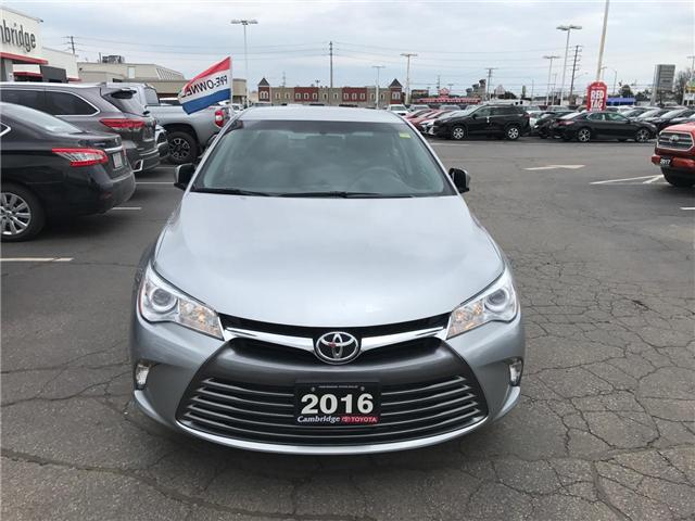 2016 Toyota Camry  (Stk: 1906651) in Cambridge - Image 3 of 13