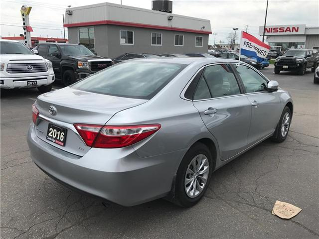 2016 Toyota Camry  (Stk: 1906651) in Cambridge - Image 5 of 13